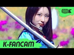 -K-Fancam- 아이즈원 이채연 직캠 '환상동화' (IZ*ONE LEE CHAE YEON Fancam) l @MusicBank 200626
