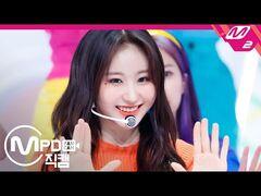-MPD직캠- 아이즈원 이채연 직캠 4K 'Pretty' (IZ*ONE Lee Chaeyeon FanCam) - @IZ*ONE COMEBACK SHOW ONEIRIC DIARY