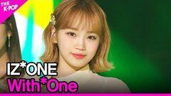 IZ*ONE, With*One (아이즈원, With*One) THE SHOW 200623