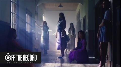 IZ*ONE_-_Target_【MV】