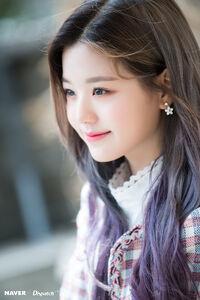 Naver x Dispatch Wonyoung 7
