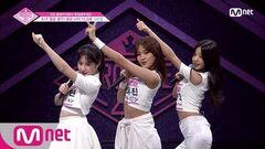 ENG sub PRODUCE48 1회 소유쌤이 보고있다ㅣ스타쉽안유진, 조가현, 장원영 180615 EP