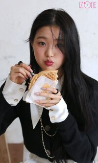 Wonyoung Marie Claire Behind6