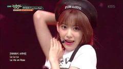 뮤직뱅크 Music Bank - 라비앙로즈(La Vie en Rose) - IZ*ONE (아이즈원)