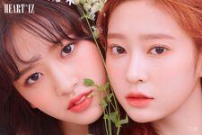 Minju & Yujin HEART*IZ Violeta ver