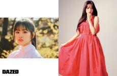 Yujin and Wonyoung Dazed Korea