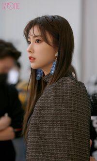 Hyewon DAZED Behind