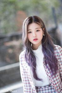 Naver x Dispatch Wonyoung 8