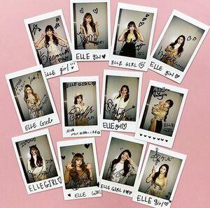 Elle magazine Japan IZONE 2