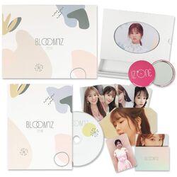 BLOOMIZ I WAS CD