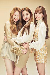 Elle magazine Japan group 1