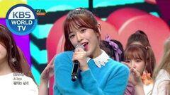 IZ*ONE (아이즈원) - O' My! Music Bank Hot Debut 2018.11