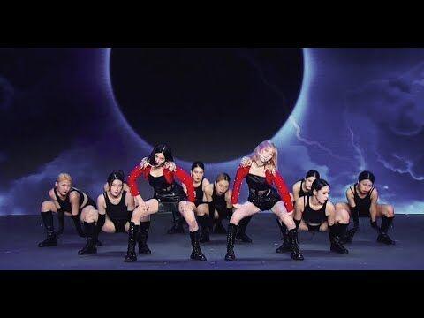 IZ*ONE_(Eunbi,_Sakura)_-_Monster