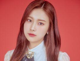 COLORIZ Photobook Rose Ver Hyewon 6