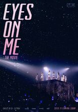 Eyes On Me The Movie Poster Teaser