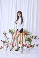 COLORIZ Photobook Rose Ver Hyewon 1