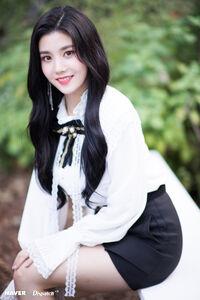 Eunbi Naver x Dispatch 2018 2