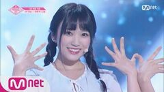 PRODUCE48 단독 직캠 일대일아이컨택ㅣ야부키 나코 - 여자친구 ♬귀를 기울이면 2조 @그룹 배틀 180629 EP