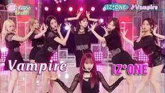 IZONE (아이즈원) - Vampire live 20191002