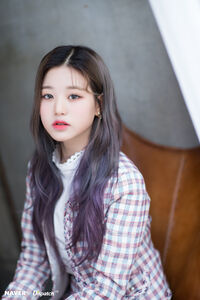 Naver x Dispatch Wonyoung 4