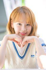 Naver x Dispatch 2020 Chaewon 2
