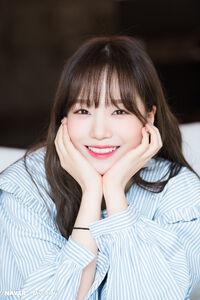 Naver x Dispatch Yuri 5