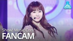 예능연구소 직캠 IZ*ONE - Violeta (Yabuki Nako), 아이즈원 - 비올레타 (야부키 나코) @Show! Music Core 20190413