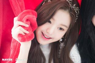 Naver x Dispatch Maknae Wonyoung 5