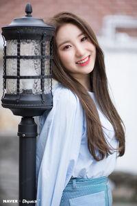 Naver x Dispatch Chaeyeon 4