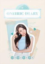 Oneiric Diary Diary Chaeyeon