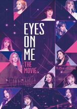 Eyes On Me The Movie Poster