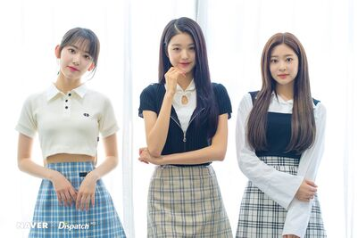 Naver x Dispatch 2020 Group 2