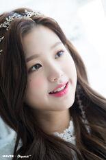 Naver x Dispatch Maknae Wonyoung 11