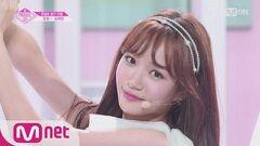 PRODUCE48 단독 직캠 일대일아이컨택ㅣ김채원 - ♬너에게 닿기를 @콘셉트 평가 180817 EP