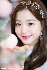 Naver x Dispatch Maknae Wonyoung 13