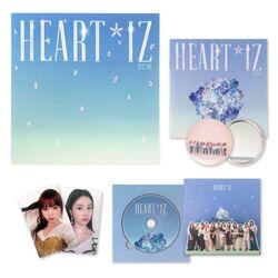 HEARTIZ Sapphire Ver. CD