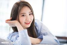 Naver x Dispatch Chaeyeon 5