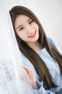 Naver x Dispatch Chaeyeon 7