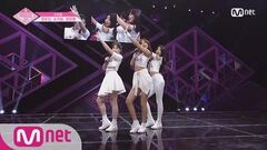 PRODUCE48 단독 풀버전 스타쉽 안유진, 조가현, 장원영 ♬Wings @기획사별 퍼포먼스 180622 EP