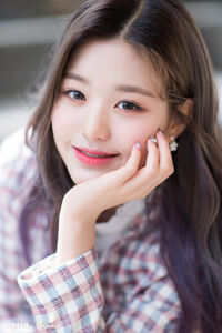 Naver x Dispatch Wonyoung 3