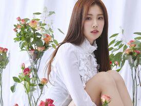 COLORIZ Photobook Rose Ver Hyewon 2