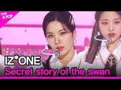 IZ*ONE, Secret story of the swan (아이즈원, 환상동화) -THE SHOW 200623-