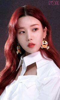 Eunbi DAZED Behind2