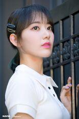 Naver x Dispatch 2020 Sakura 1