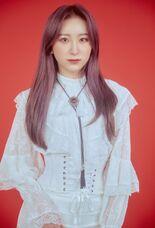 COLORIZ Photobook Rose Ver Chaeyeon 4