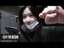 IZ*ONE 에너지 캠 플러스(ENOZI Cam +) 'Lesson-평행우주 녹음' 비하인드