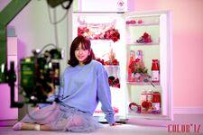 MV Behind the scenes Yujin 1