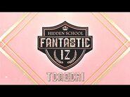 FANTASTIC IZ - HIDDEN SCHOOL(아이즈원)|Teaser