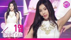 안방1열 직캠4K 아이즈원 강혜원 '비올레타(Violeta)' (IZ*ONE KANG HYE WON Fancam)│@SBS Inkigayo 2019.4