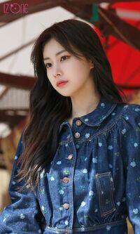 Hyewon DAZED Behind5